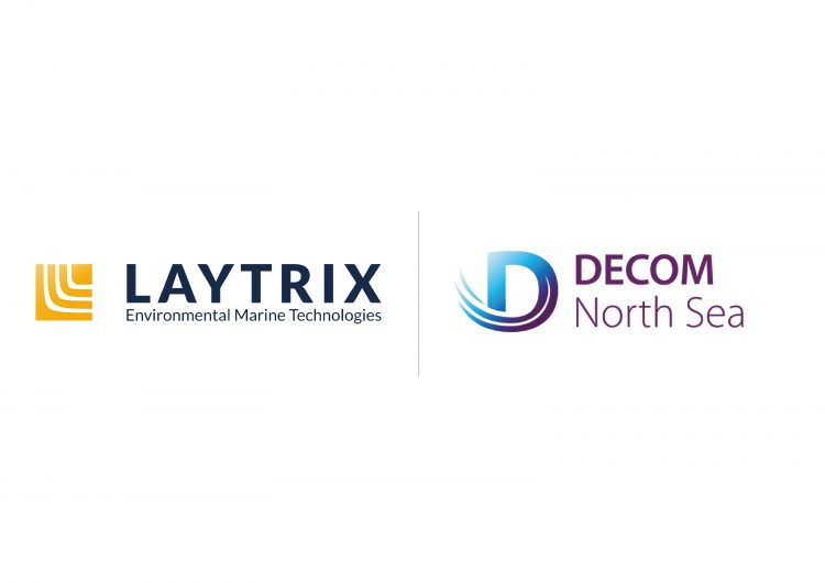 Laytrix-at-Decom-North-Sea